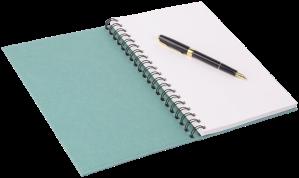 Pen & Notebook 3
