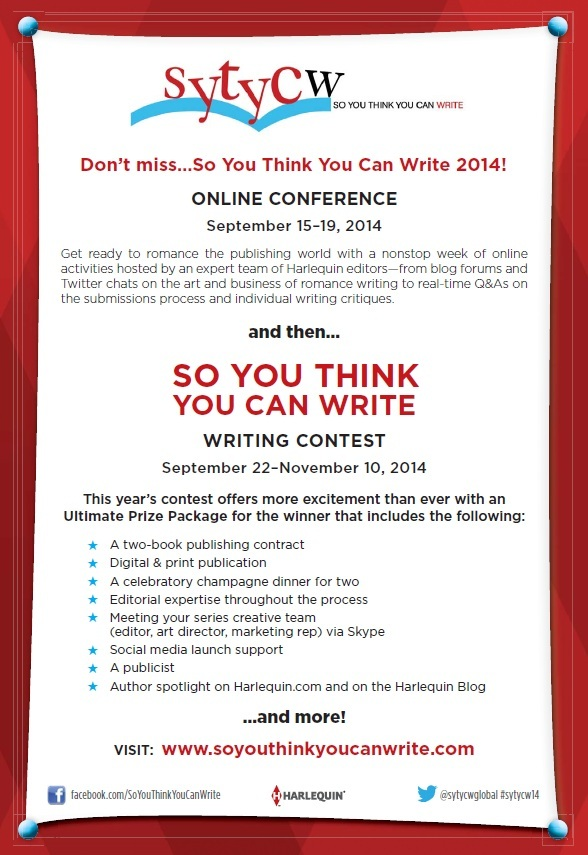 So you think you can write