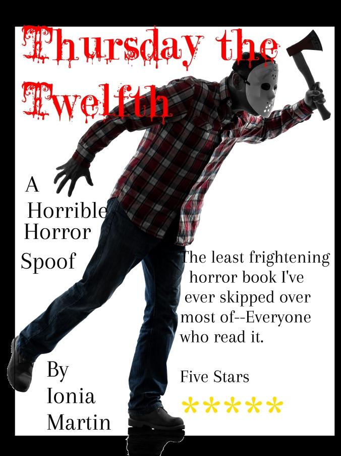 horror cover
